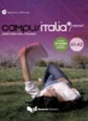CAMPUS ITALIA 1 - ESERCITARSI CON LA GRAMMATICA STUDENTE (+CD)