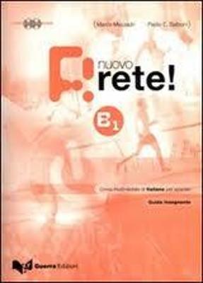 NUOVO RETE B1 GUIDA PER L INSEGNANTE (+2CDS)