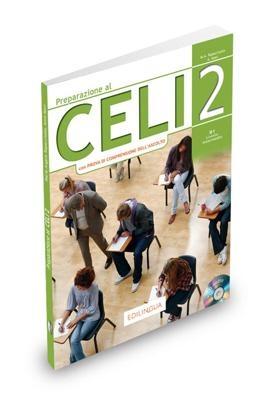 PREPARAZIONE AL CELI 2 B1 INTERMEDIO STUDENTE (+ CD) N/E