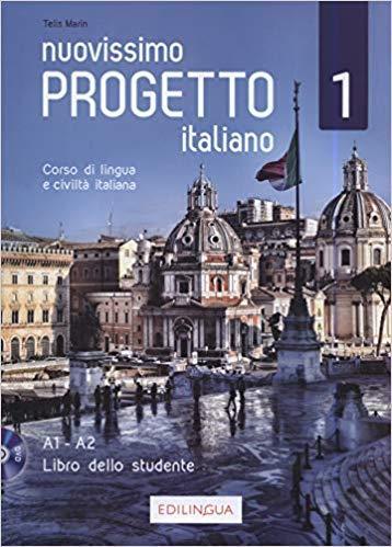 NUOVISSIMO PROGETTO ITALIANO 1 ELEMENTARE STUDENTE (+ DVD)