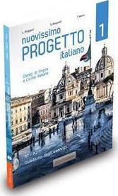 NUOVISSIMO PROGETTO ITALIANO 1 ELEMENTARE ESERCIZI (+ CD)