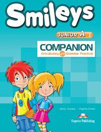 SMILES JUNIOR A COMPANION (VOCABULARY & GRAMMAR PRACTICE)