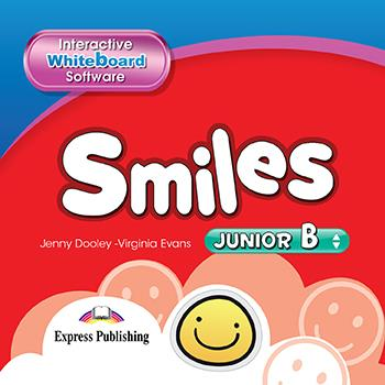 SMILEYS JUNIOR B INTERACTIVE WHITEBOARD SOFTWARE