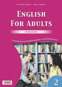 ENGLISH FOR ADULTS 2 STUDENT S BOOK