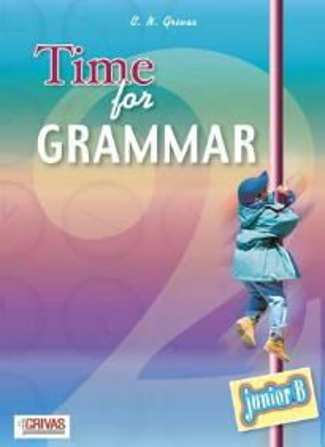 TIME FOR GRAMMAR JUNIOR B