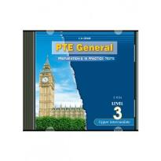 PTE 3 GENERAL PREPARATION & 10 PRACTICE TESTS CDs(2)
