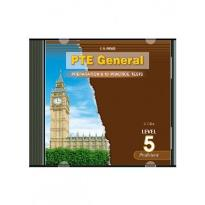 PTE 5 GENERAL PREPARATION & 10 PRACTICE TESTS CDs(2)