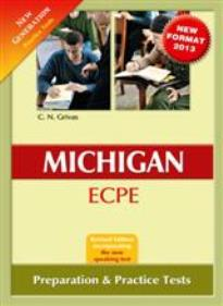 ΜΙCHIGAN PROFICIENCY (ECPE) PREPARATION & PRACTICE TESTS (NEW GENERATION) CDs(5)  2013