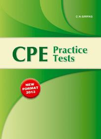 CAMBRIDGE PROFICIENCY (CPE) PRACTICE TESTS 2013