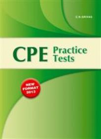 CAMBRIDGE PROFICIENCY (CPE) PRACTICE TESTS CDs(3) 2013