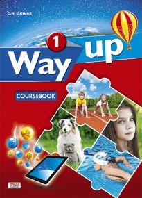 WAY UP 1 SB (+WRITING BOOKLET)