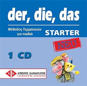 DER. DIE. DAS STARTER CD (1) NEU