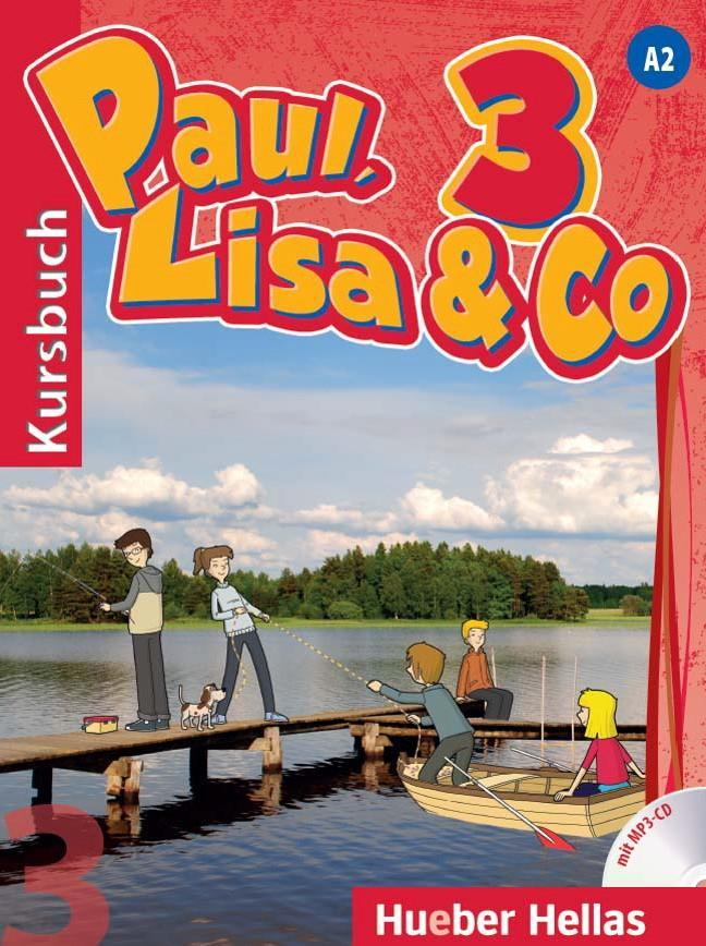 PAUL, LISA & CO 3 KURSBUCH (+ CD)