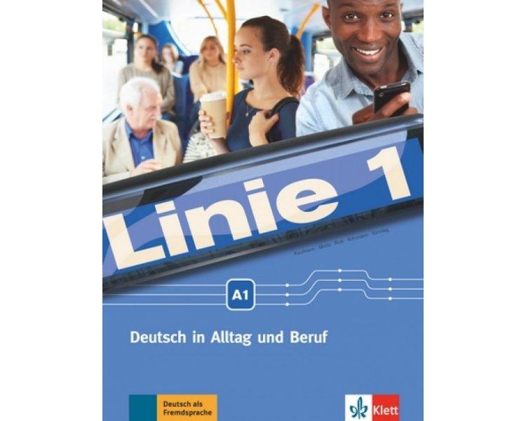 LINIE 1 A1 KURS - UND ?BUNGSBUCH (+ DVD-ROM) (+GLOSSAR)