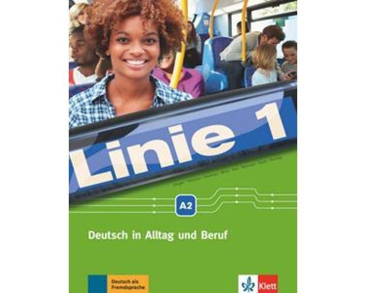 LINIE 1 A2 KURS - UND ?BUNGSBUCH (+ DVD-ROM) (+GLOSSAR)