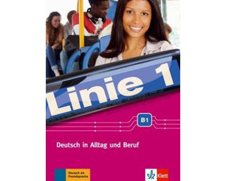 LINIE 1 B1 KURS - UND ?BUNGSBUCH (+ DVD-ROM) (+GLOSSAR)