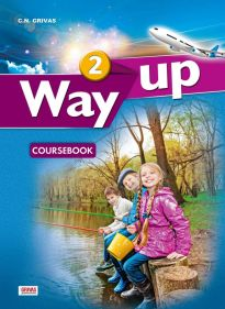 WAY UP 2 SB (+WRITING BOOKLET)