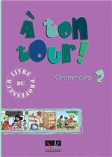 A TON TOUR 2 GRAMMAIRE PROFESSEUR