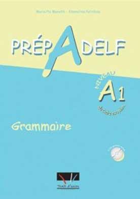 PREPADELF A1 GRAMMAIRE PROFESSEUR (+CD)