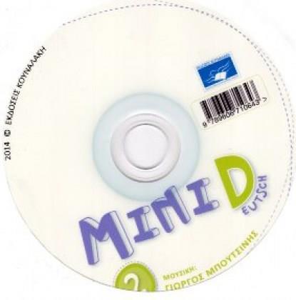 MINI DEUTSCH 2 CD KURSBUCH