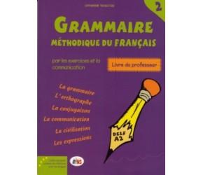 GRAMMAIRE METHODIQUE 1 PROFESSEUR