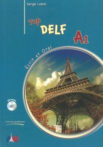 TOP DELF A1 PROFESSEUR (+ CD)
