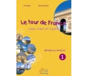 LE TOUR DE FRANCE 1 ELEVE