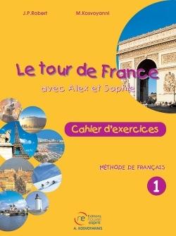 LE TOUR DE FRANCE 1 CAHIER D  ACTIVITES