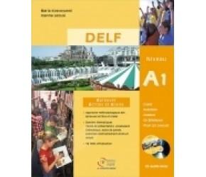 DELF A1 ECRIT & ORAL ELEVE (+CD)