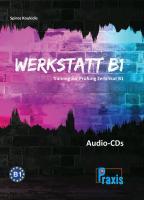 WERKSTATT B1 CDs(5)