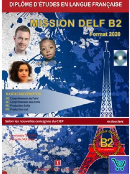 MISSION DELF B2 METHODE FORMAT 2020