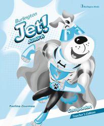 JET! JUNIOR A TCHR S COMPANION