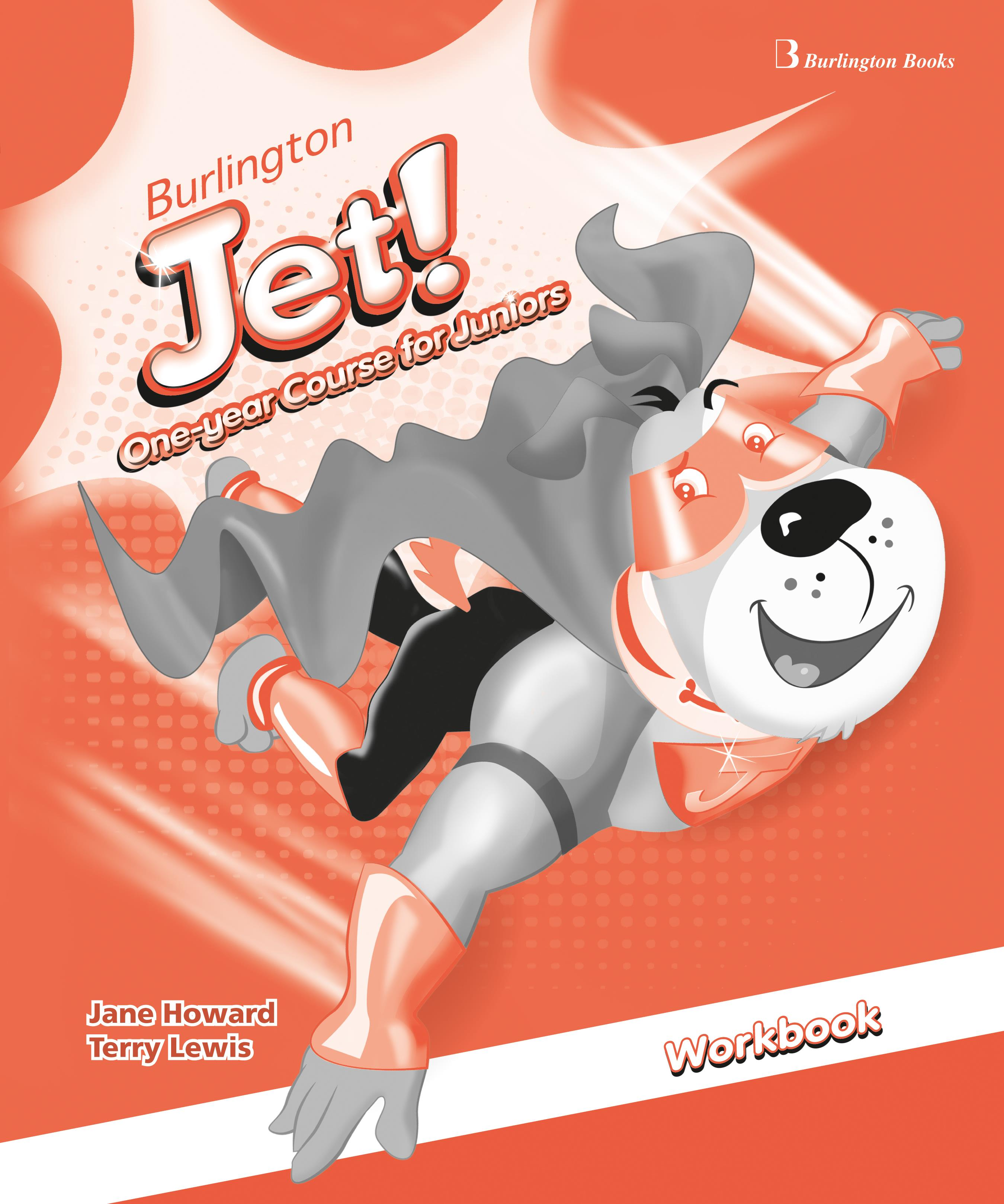 JET! ONE-YEAR COURSE WB