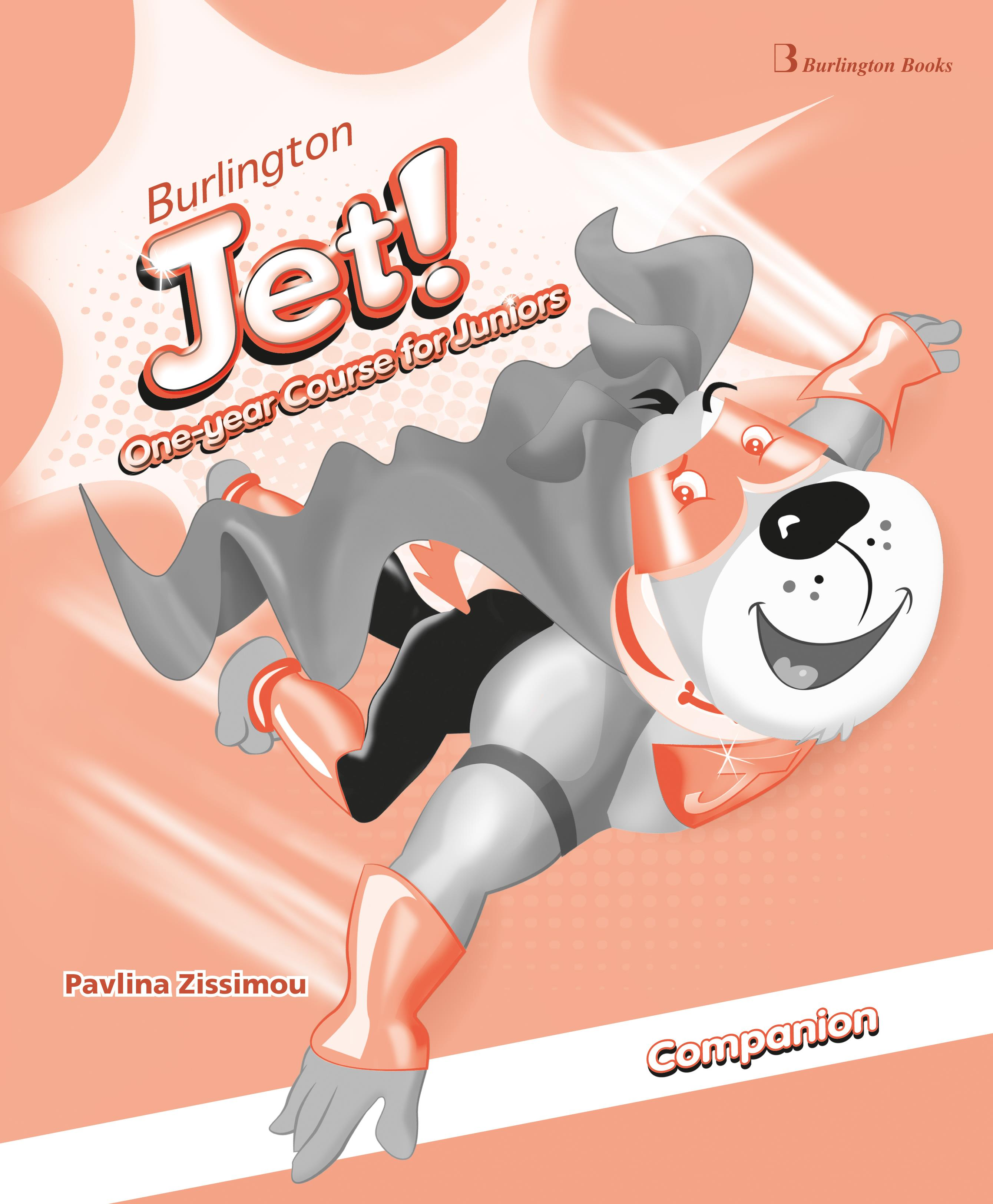 JET! ONE-YEAR COURSE COMPANION