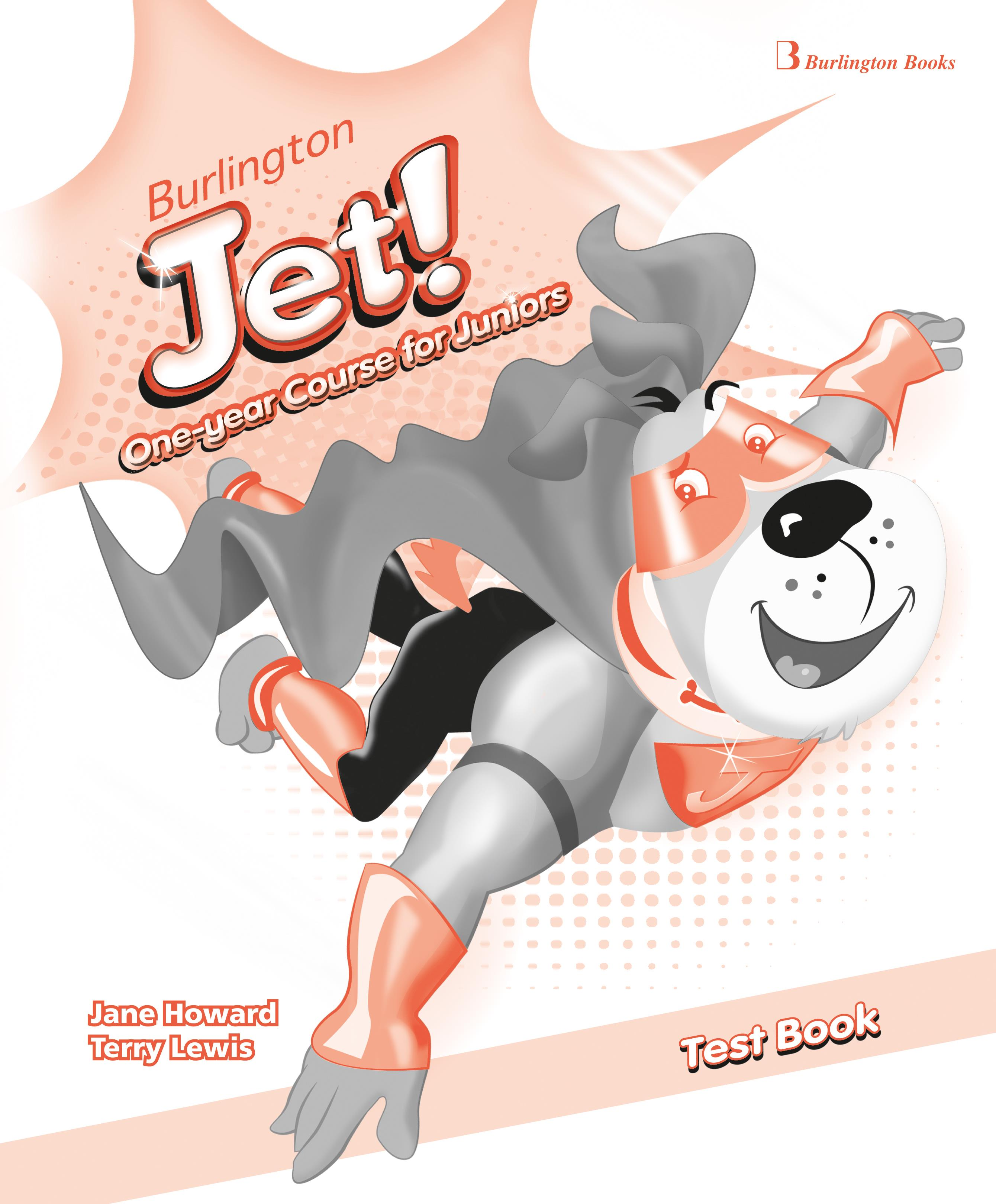 JET! ONE-YEAR COURSE TEST