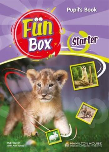 FUN BOX STARTER PUPILS BOOK