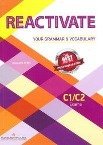 REACTIVATE YOUR GRAMMAR & VOCABULARY SB C1 + C2