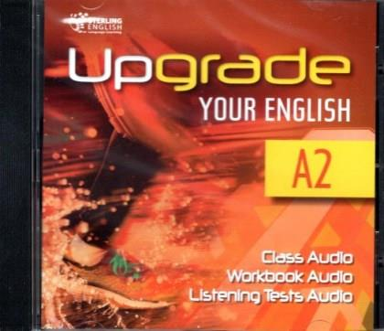 UPGRADE YOUR ENGLISH A2 CD CLASS