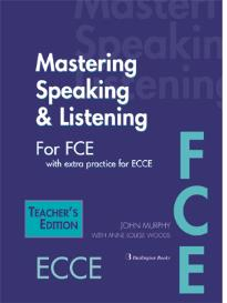 MASTERING SPEAKING AND LISTENING TEACHER S BOOK
