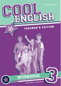 COOL ENGLISH 3 WORKBOOK TEACHER S