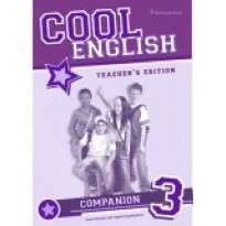 COOL ENGLISH 3 COMPANION TEACHER S