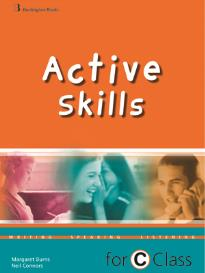 ACTIVE SKILLS FOR C CLASS STUDENT S