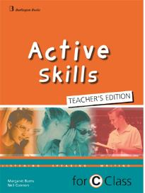 ACTIVE SKILLS FOR C CLASS TEACHER S