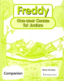 FREDDY ONE YEAR  COURSE FOR JUNIORS COMPANION