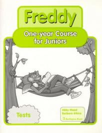 FREDDY ONE YEAR COURSE FOR JUNIORS TEST BOOK