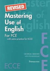 REVISED MASTERING USE OF ENGLISH FOR FCE STUDENT BOOK
