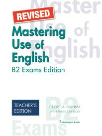 MASTERING USE OF ENGLISH B2 TCHR S