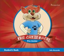 THE CAT IS BACK PRE-JUNIOR STUDENT S (BK+CD)