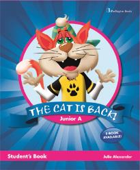 THE CAT IS BACK JUNIOR A STUDENT S BOOK