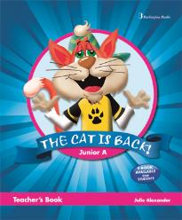 THE CAT IS BACK JUNIOR A TEACHER S BOOK